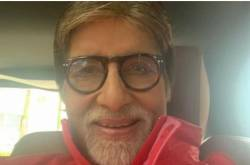 Gulabo Sitabo Actor Amitabh Bachchan Has A Great Time Experimenting With Colours; See Pics