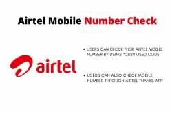 How To Check Airtel Mobile Number With USSD Codes And Online?