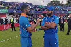 ICC Men's ODI Player Rankings: Kohli, Sharma Consolidate Positions, Dhawan Moves Up