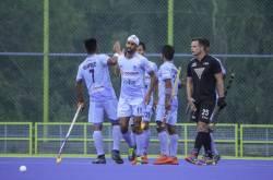 Indian Men's Hockey Team Beat New Zealand 4-2