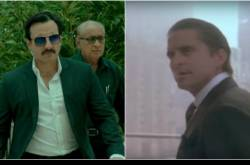 Is Saif Ali Khan's Baazaar inspired from Michael Douglas' 1987 film Wall Street?