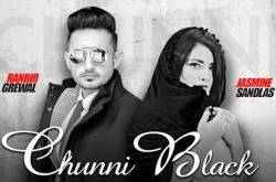 Jasmine Sandlas Releases 'Chunni Black' In Collaboration With Ranbir Grewal