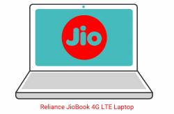 JioBook: An Affordable Laptop By Reliance Jio With 4G LTE And JioOS Reportedly In The Works