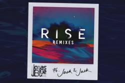 Jonas Blue delivers remix package for top ten single 'Rise' ft Jack and Jack