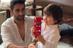 Kareena Kapoor Khan's Birthday Surprise For 'golden Hearted Boy' Armaan Jain Is A Cute PHOTO Feat Him & Taimur