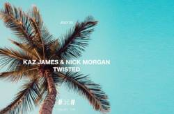 Kaz James Unveils New Nick Morgan Collaboration 'Twisted'