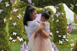 Kylie Jenner throws a magical butterfly themed bash for daughter Stormi to mark their 1st makeup collab