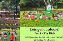 Let's Get Outdoors by Mums and Stories