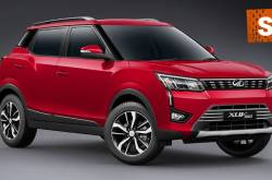 Mahindra XUV 300 Is The Name For The S201 Compact SUV!