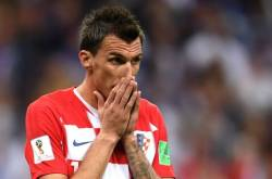 Mandzukic retires from Croatia duty after World Cup