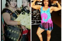 Meet The MUSCLE MOM From India - Find Health Tips