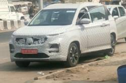 MG Hector Spotted Testing With Some Upgrades - Facelift Incoming?