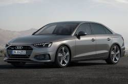 New Audi A4 Facelift Revealed With Mild Hybrid Engine Options