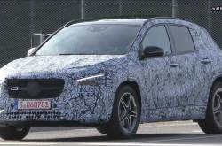 New Details Emerge About The Next-Gen Mercedes GLA!