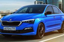 New Skoda Rapid Unveiled; India Launch Most Likely In 2021