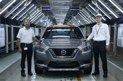Nissan Kicks production begins; launch likely in January 2019