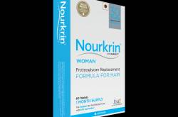 Nourkrin Women- An Answer to Hair Woes - WiseShe