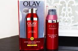 Olay Regenerist Micro Sculpting Cream Moisturizer SPF30 Review