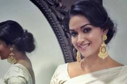PHOTOS: Keerthy Suresh's Perfect Styling With Minimal Accessories Will Leave You Impressed
