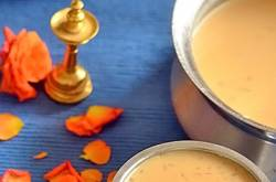 Pink Palada Payasam Recipe In Pressure Cooker