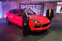 Porsche Cayenne Coupe Launched In India; Prices Start From Rs 1.31 Cr