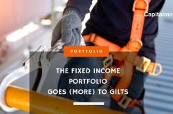 Premium: The Fixed Income Portfolio Is Now More Aggressively Into Gilts