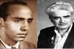 Rajendra Krishna with Albela Karigar C Ramchandra | Songs Of Yore
