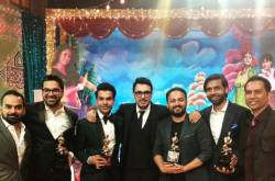 Rajkummar Rao and Shraddha Kapoor's Stree wins big at Star Screen Awards; see photos