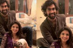 Rana Daggubati, Miheeka Bajaj Make A Perfect Pair In A Stunning Unseen Pic From Their Pre Wedding Festivities