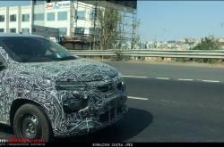 Renault Kwid Facelift Base Variant spotted - Details Inside