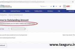 Representation to FM on Remedial Measures for Glitches in New E-Filing Portal