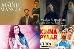 Romantic Punjabi songs where two hearts say 'I Do' to each other!