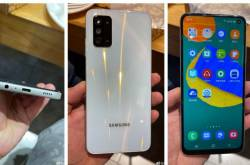 Samsung Galaxy F52 5G Live Images Leaked, Reveals Key Details