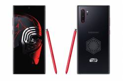 Samsung Galaxy Note10+ Star Wars Special Edition Smartphone Announced
