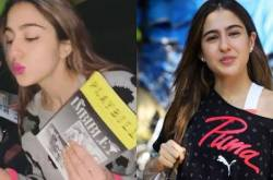 Sara Ali Khan Goes Kareena Kapoor Khan's Way As She Pouts And Looks Excited In A Boomerang; WATCH