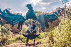 Sculpture Park in Shilparamam: My Impromptu Find in Hyderabad - Life and Its Experiments
