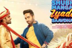 Shubh Mangal Zyada Saavdhan Trailer: Ayushmann's Same Sex Love Story Impresses Twitterati; Call It Blockbuster