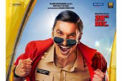Simmba: Ranveer Singh shows his quirky side as a cop in this new poster