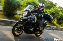 Suzuki V-Strom 650XT Video Review | MotorBeam
