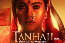 Tanhaji: The Unsung Warrior New Poster: Kajol Looks Mesmerising As Savitribai Malusare