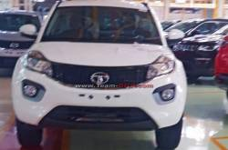 Tata Nexon Electric Spied At Plant | MotorBeam.com