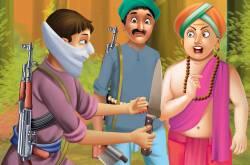 Tenali Rama Story: Tenali Rama And The Two Foolish Thieves
