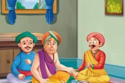 Tenali Rama Story: Tenali Rama And Weight Lifter