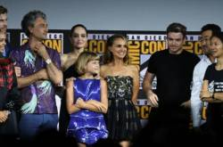 The Eternals, Thor: Love And Thunder, Black Widow, Blade: Marvel's Phase 4 Lineup REVEALED At Comic Con 2019
