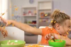 The Eyeglasses-Grabbing Toddler