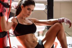 The Gorgeous NPC Bikini Star Michelle Lewin Speaks
