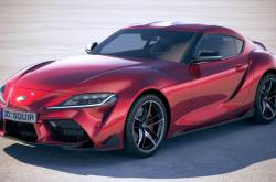 The Toyota Supra Might Just Be On Its Way To India