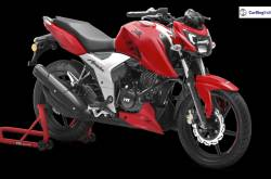 TVS Apache RTR 160 To Get ABS Soon; Expected Price Hike Of Rs 3,000