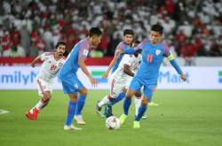 UAE Steal India's Thunder