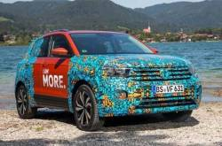 Volkswagen T-Cross India Launch Confirmed | MotorBeam